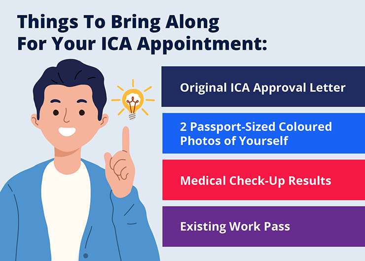 ICA Appointment