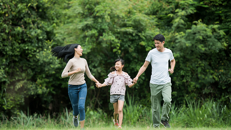 Singapore PR application eligibility age and family ties